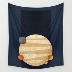 Except Europa Wall Tapestry