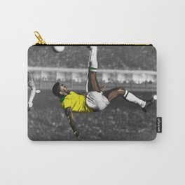 Brazil's Legend Pele Carry-All Pouch