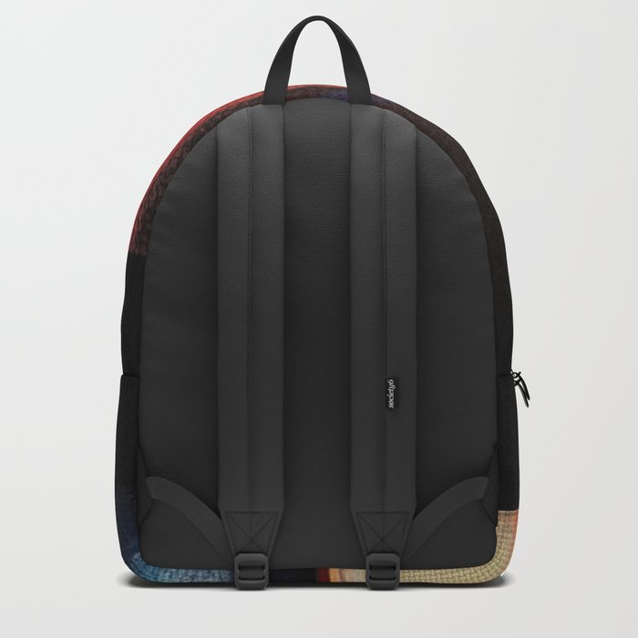 On Que:  Help Wanted Backpack