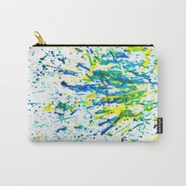 Melted Crayons Carry-All Pouch
