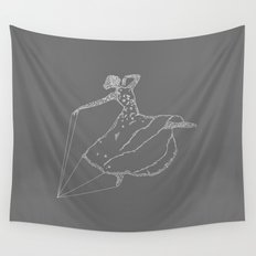 Dancer 2 Wall Tapestry