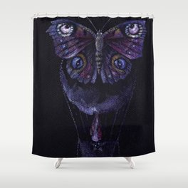 M55 Shower Curtain