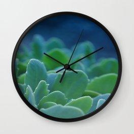 Succulents Life Wall Clock