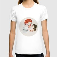 eternal sunshine of the spotless mind T-shirts featuring Eternal Sunshine of the Spotless Mind by rebeccalbe