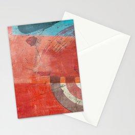 Di Lambretta a Milano (Lambretta in Milan) Stationery Cards
