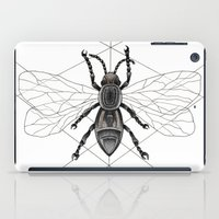insect iPad Cases featuring insect by silb_ck