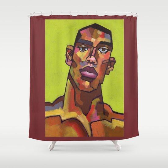 Killer Joe Shower Curtain