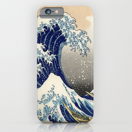 Great Wave iPhone & iPod Case