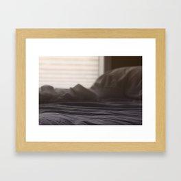 Awakened Framed Art Print