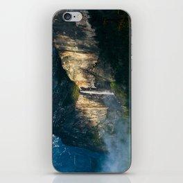 Bridalveil Fall ~ Yosemite National Park  iPhone Skin