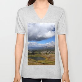 Cottonwood Pass Unisex V-Neck