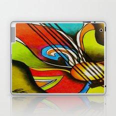 Untitled (Guitar)  Laptop & iPad Skin
