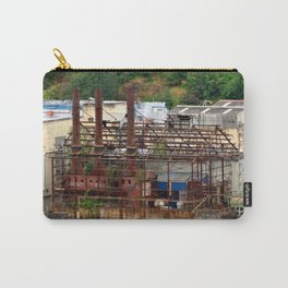 Blue Heron Papermill, Oregon City, Oregon Carry-All Pouch