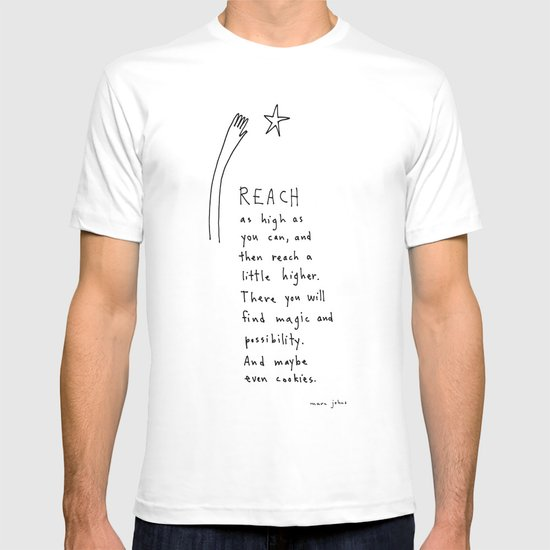 reach as high as you can T-shirt
