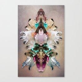 Magicite Xtal Canvas Print