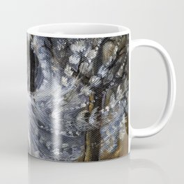 Mist in the forest Coffee Mug