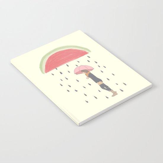 Raining Watermelon Seeds by alittlebitofjam