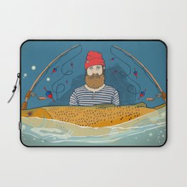 Big Fish Laptop Sleeve