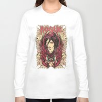 rogue Long Sleeve T-shirts featuring Rogue by Tshirt-Factory
