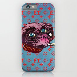 ET Mofo iPhone Case