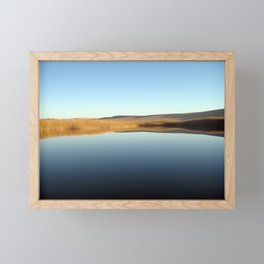Siwa Oasis Framed Mini Art Print