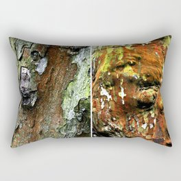 Tableau of Archetypal Structures Rectangular Pillow