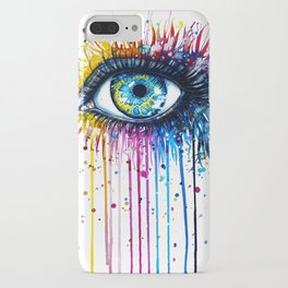 """Rainbow Eye"" iPhone Case"