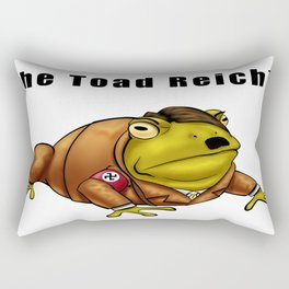 The Toad Reich Rectangular Pillow