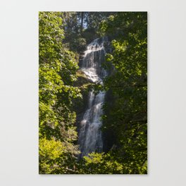 Munson Creek Falls Canvas Print
