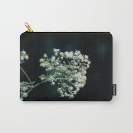 Ballet of white flowers Carry-All Pouch