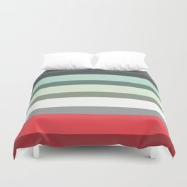 Accordion Fold Series Style E Duvet Cover
