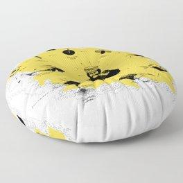 Darjeeling Island Floor Pillow