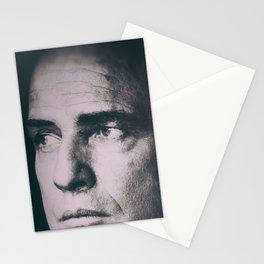 Apocalypse now, Marlon Brando, Vietnam war, alternative movie poster, cult film Stationery Cards