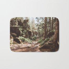 Wild summer - Landscape and Nature Photography Bath Mat