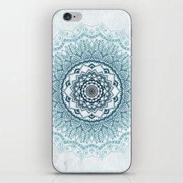 Frankfurter Mandala iPhone Skin