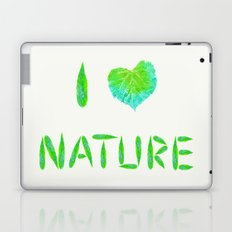 Nature lover Laptop & iPad Skin