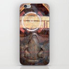 Rusted Radar iPhone Skin