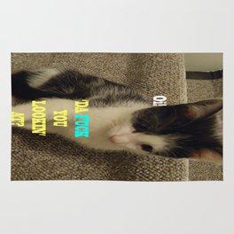 Sophia The Cat #3 [Tex's Owner] Rug