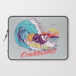 Cowabungi! Laptop Sleeve