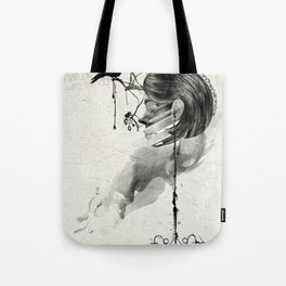 Find me into myself Tote Bag