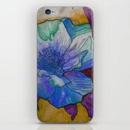Flower 2 iPhone Skin