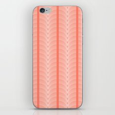 Peachy Pattern iPhone & iPod Skin