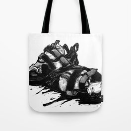 A DIFFERENT KETTLE OF FISH Tote Bag