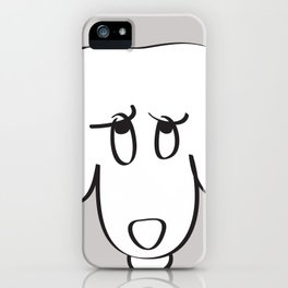 Animal Testing - Really people? iPhone Case