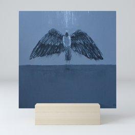 Ascending Angel Mini Art Print