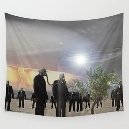 Enjoy it while you can.... Wall Tapestry