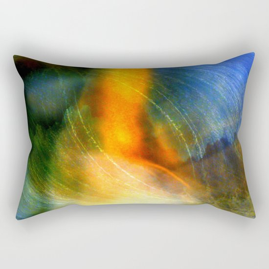 abstract ###### # Rectangular Pillow
