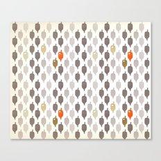A hole Canvas Print