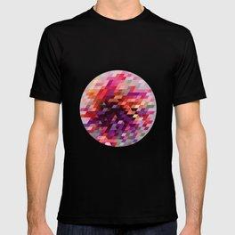 Cluster bir T-shirt