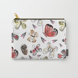 Fly fly butterfly Carry-All Pouch